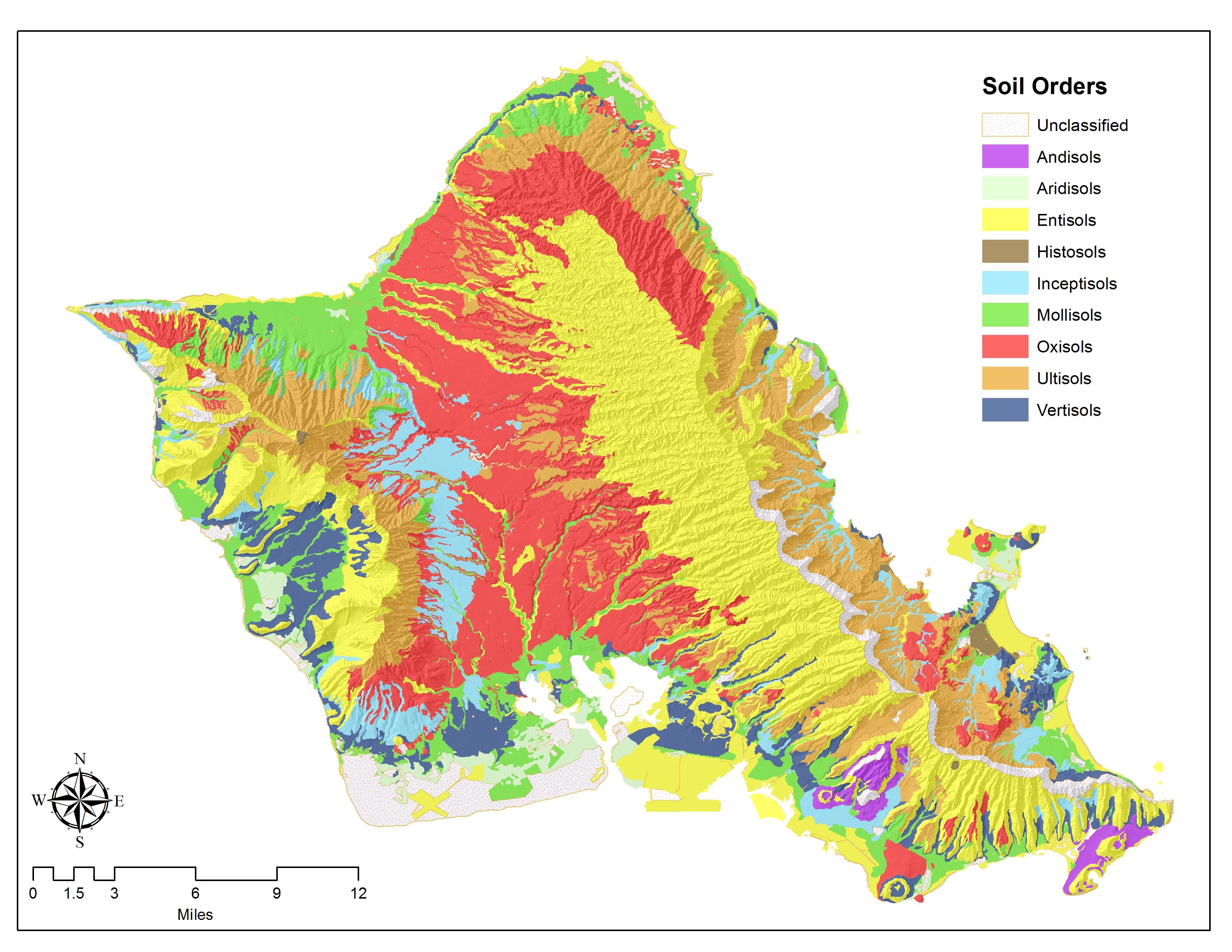 Soil map my blog for Soil web survey