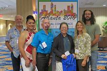 Hawaii delegates to ASHS in Atlanta
