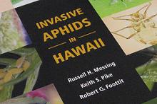 Invasive Aphids in Hawaii book cover