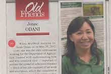 Jenee Odani in Midweek