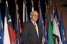 National Institute of Food and Agriculture Director Sonny Ramaswamy