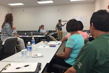 Strategic planning session for Big Island CTAHR