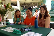 TPSS students at UHM Grad Fair