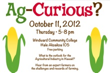 Ag Curious flyer