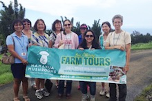 Big Island farm tour