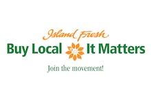 """Buy Local, It Matters"" logo"
