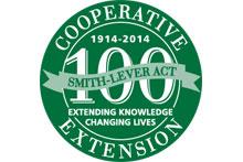 Cooperative Extension Centennial logo