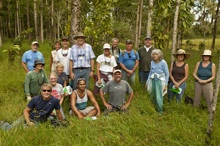 The first class of Forest Stewards