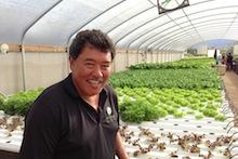 Fred Lau at Mari