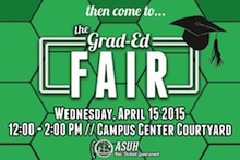 Grad-Ed Fair graphic