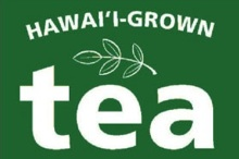 Hawaii-Grown Tea logo