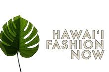 Hawaii Fashion Now title card image