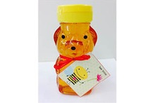 Honey bear jar