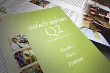 Cover of Q2 2016 Impact Report