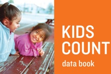Cover of KIDS COUNT Data Book