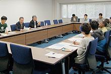 Andy Hashimoto at Kyoto University