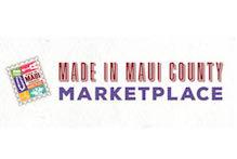 Made in Maui logo