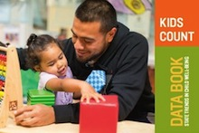 Image from cover of 2016 KIds Count Databook