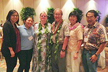 Andrew Kawabata honored with the 2014 MIDPAC Hall of Fame award