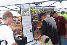 Image from the Poamoho Field Day