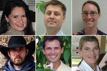 Ivette Stern, J-P Bingham, Maria Stewart, Matthew Stevenson, Gernot Presting, Ashley Stokes