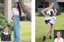 Reverie Fashion Show entries
