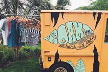 Roam Hawai'i truck