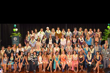CTAHR Spring 2014 Convocation