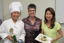 Winner of 2014 Buy Local It Matters recipe contest